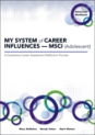 MY SYSTEM of CAREER INFLUENCES - MSCI (Adolescent): Workbook